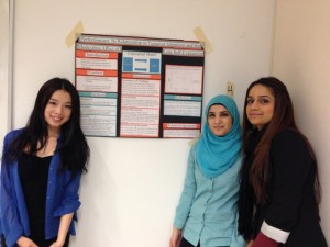 Students enrolled in Research Methods 4420