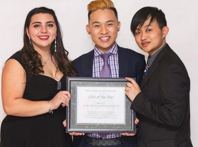 HRSA won award