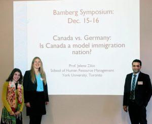 Prof. Jelena Zikic organizes symposium on integration of migrants and refugees