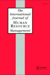 International Journal of Human Resource Management